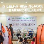 JFM Fire Relief: Brgy. Culiat, Quezon City