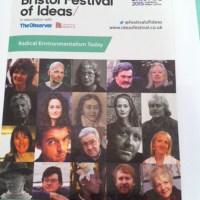 A New Lyrical Ballads: Bristol Festival of Ideas