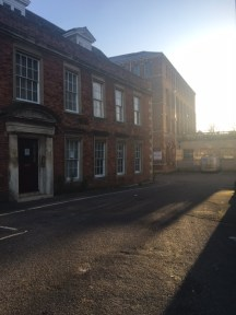 Some of the buildings available for development in Trowbridge