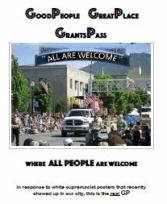 All People Are Welcome Flyer