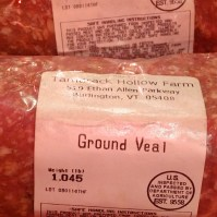 Ground Veal 1