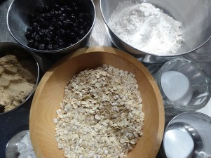 Breakfast Bar Ingredients