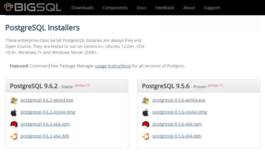 SQL :- Many Flavors (PostGreSQL)  | Perspective - Joseph Kravis