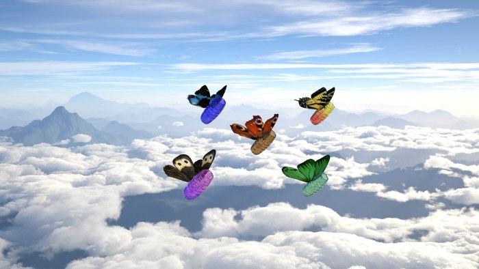 Flying Vases Away!