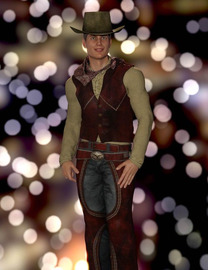 Cowboy Past Present Future