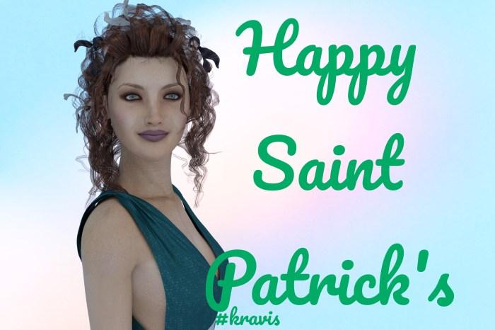Happy Saint Patrick's
