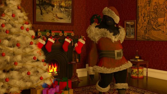 Oops, Santa? Santa Who? josephkravis.com