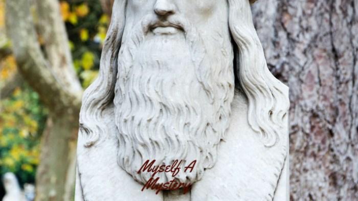 Leonardo da Vinci, Myself A Mystery For All To See, josephkravis.com , infp,kravis