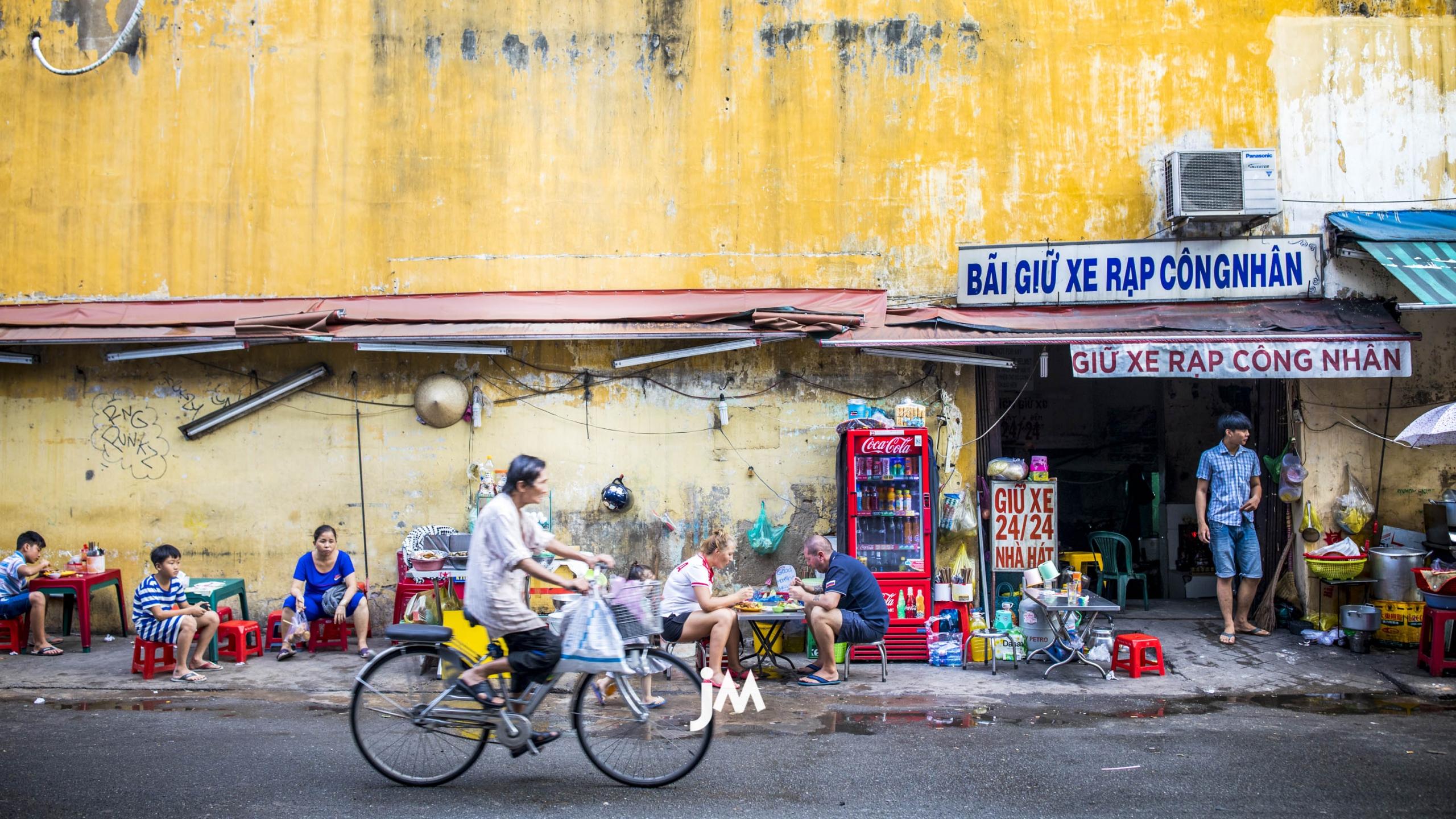 Vietnam, Hanoi Old Quarter Street Photography