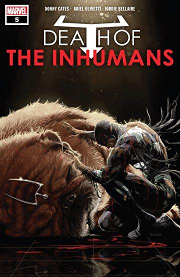 November 7, 2018: Week's Best Comic Book Covers!