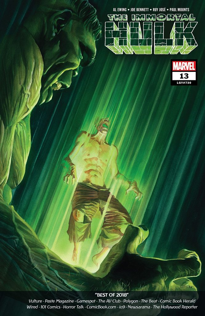 February 6, 2019: Week's Best Comic Book Covers!