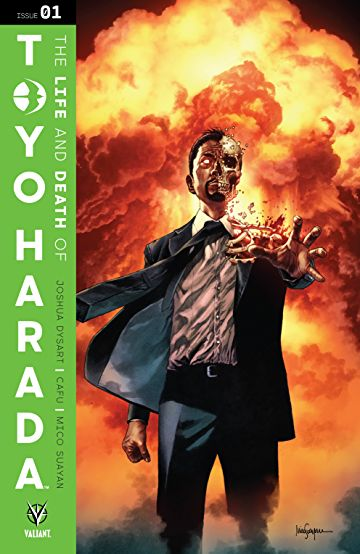 March 13, 2019: Week's Best Comic Book Cover!
