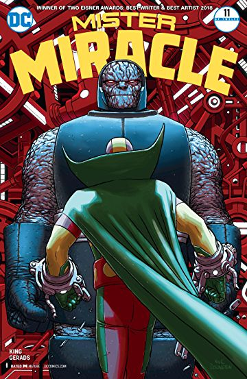 September 19, 2018: Week's Best Comic Book Covers!