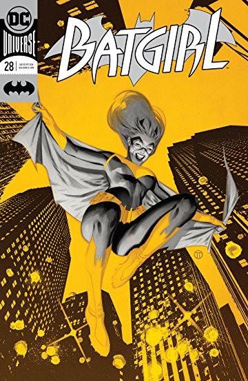 October 24, 2018: Week's Best Comic Book Covers!
