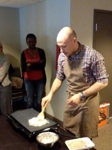 April 29, 2012: Okonomiyaki 101!