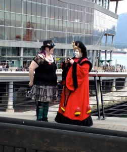 April 21, 2012: The Big Vancouver Fan Expo Report!