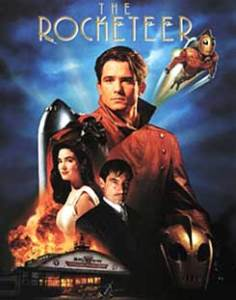 May 1, 2012: The Supermovie Of The Week Club Reconvenes!  Cookie Monster Reviews The Rocketeer!