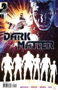 May 4, 2012: Dark Matter Artist, Garry Brown, Wants To Hear From You!  And Once You Come Up With That Final Act Break, It'll Be Smooooooooth Sailing!