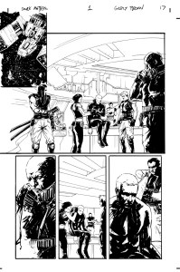 May 18, 2012: Dark Matter Artist Garry Brown Answers Your Questions!
