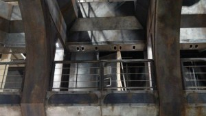 Gate room upper level - complete