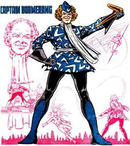 Captain Boomerang 2