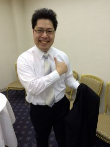 "November 11, 2013: Tokyo Day #6!  My Big Fat Japanese Wedding!  Well, Not ""mine"", But Darn Close."