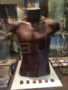 Jean-Paul Hevin chocolate art