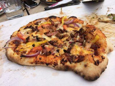 July 2, 2014: Pizza Paaaaarty!  Pizza Paaaaaarty!