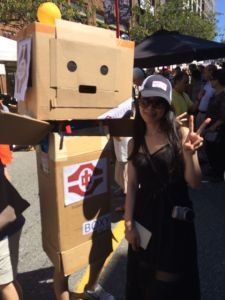 August 11, 2014: Dog Bones!  Awesome T-shirts!  And Boxy!