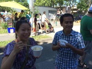 August 3, 2014: Sunday – Food With Friends!