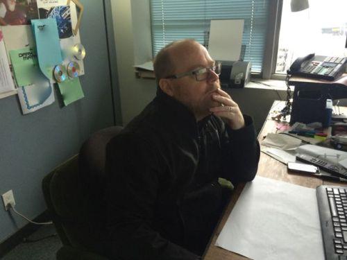November 24, 2014: Introducing Dark Matter Set Designer Doug Slater!