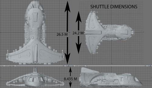 December 10, 2014: The Shuttle!