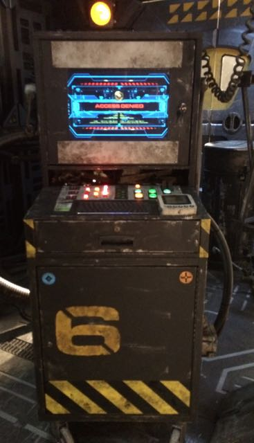 January 10, 2015: Dark Matter, Episode #101, Second Unit Day #1!