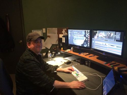 February 10, 2015: Introducing Dark Matter Editor Paul Day!