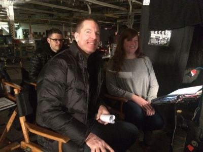 March 4, 2015: Introducing Director Ron Murphy!  Jay And I Duke It Out!