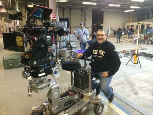 March 10, 2015: To Do!  Introducing A Camera Dolly Grip Joe Strazzeri!