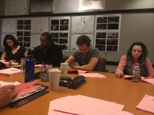 April 24, 2015: Aches!  Pains!  Production!  And Excruciatingly Late Lunches!