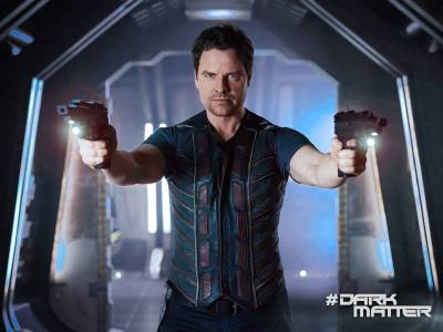 May 22, 2015: The Dark Matter Rollout!  Introducing Anthony Lemke As Three!
