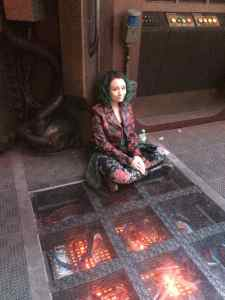 May 13, 2015: The Dark Matter Rollout Continues!  Introducing Jodelle Ferland As Five!