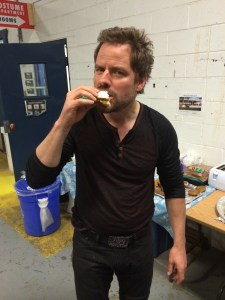 May 7, 2015: Space Cat!  Oh, And The Rest Of The Dark Matter Cast!