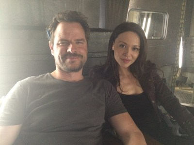 May 10, 2015: As We Head Into Our Final Week Of Production On Dark Matter's First Season!
