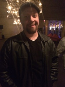 May 21, 2015: The Dark Matter Wrap Party!