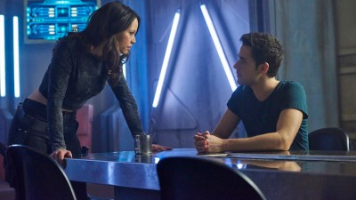 June 8, 2015: 4 Days To The Dark Matter Premiere!  Tons Of Dark Matter Goodies: Cast Featurettes, Videos, And Behind The Scene Pics!