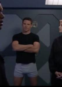 June 16, 2015: Behind The Scenes On Dark Matter Episode #101!
