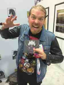 July 10, 2015: Dark Matter Hits San Diego Comic Con!  Links!  Episode #105 Tonight!