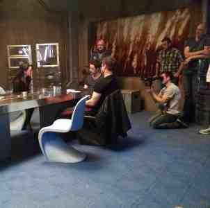 July 27, 2015: Dark Matter Secrets!  Bts Pics!