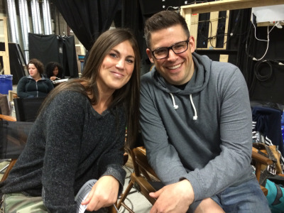 September 12, 2015: Dark Matter Executive Producer Vanessa Piazza!  More Of Your Burning Questions Answered!