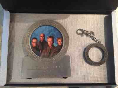 September 30, 2015: Win An Sg-1 10th Anniversary Framed Photo And Keychain!