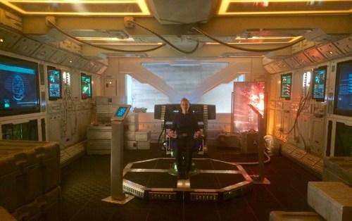 January 6, 2016: Dark Matter Season 2, Episode 202, Day 4!