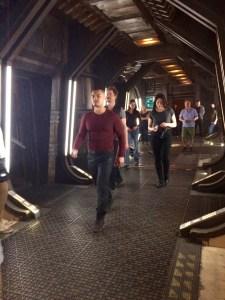 April 18, 2016: A Stargate Reunion On Dark Matter!